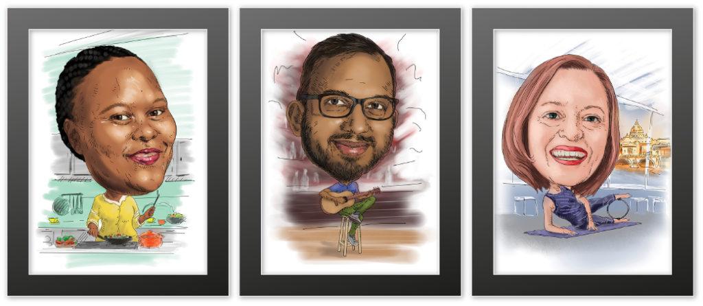 caricatures-framed1